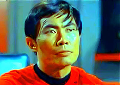 Sulu Print by Paul Quarry