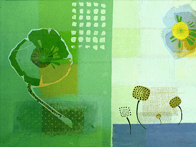 Variation Painting - Summer 2014 - J103112106eggr2 by Variance Collections