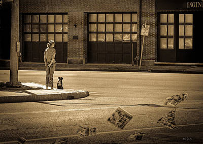 Decor Photograph - Summer Afternoon by Bob Orsillo