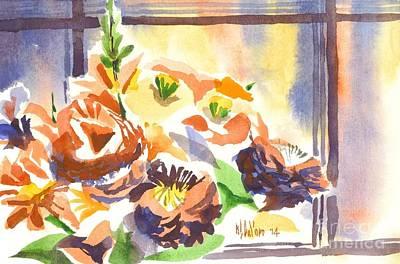 Summer Bouquet Original by Kip DeVore