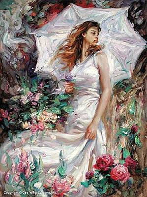 E 20 Painting - Summer Breeze by Cao Yong
