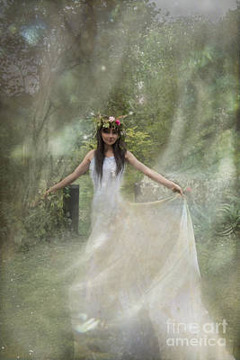 Angelic Digital Art - Summer Fairy by Angel  Tarantella