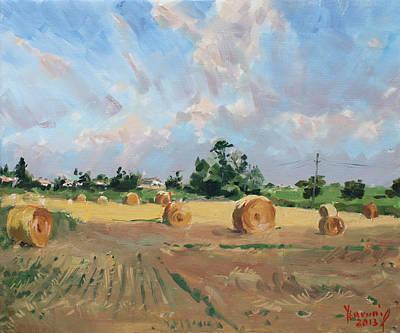 Summer Fields In Georgetown On Original by Ylli Haruni