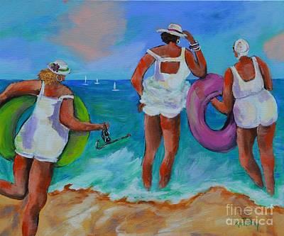 Summer Fun Print by Lynn Rattray
