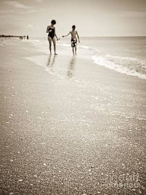 Vintage Photograph - Summer Memories by Edward Fielding