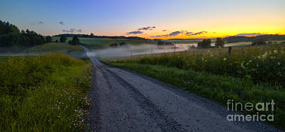 Salo Photograph - Summer Morning At 3.31 by Veikko Suikkanen