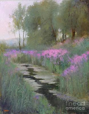 Painting - Summer Oasis  by Lori  McNee
