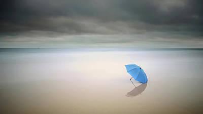 Summer Rain Print by Paulo Dias