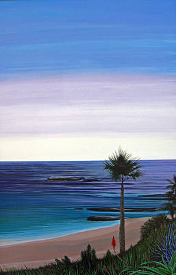 Malibu Painting - Summer Samba by Hunter Jay