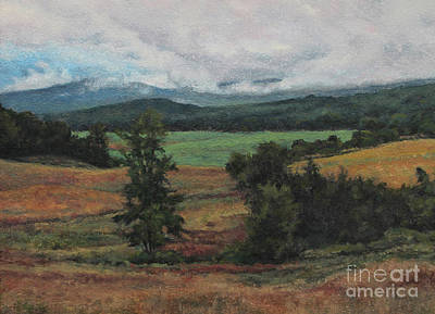 Painting - Summer Storm by Gregory Arnett