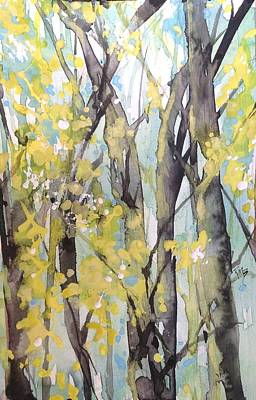 Arkansas Painting - Summertime In The South by Robin Miller-Bookhout