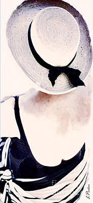 Summertime Print by Linda  Parker