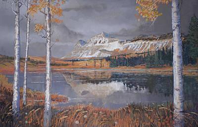 Summit Mountain Original by Heather Coen