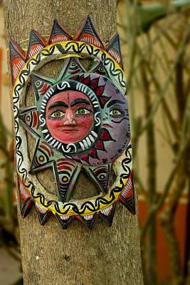 Puerto Vallarta Photograph - Sun Carving by Mark Baker