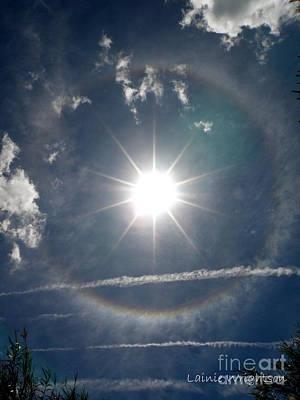 St.tropez Photograph - Sun Halo by Lainie Wrightson