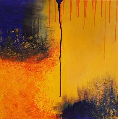 Sun Rising Print by Kristine Bogdanovich