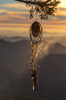 Amulet Photograph - Sun Shines Through The Dream by Peter Tellone