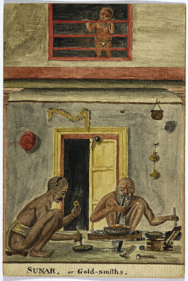 Sunar Print by British Library