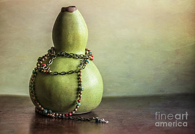 Sunday Still Life Print by Terry Rowe
