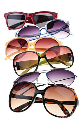 Selection Photograph - Sunglasses by Elena Elisseeva