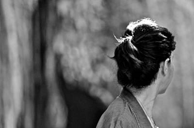 Photograph - Sunlight On You by Kornrawiee Miu Miu