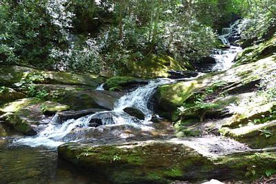 Sunlight Water And Rocks - A Symphony Original by Joel Deutsch
