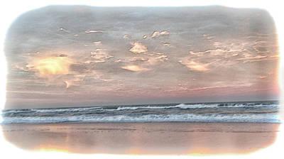 Sunrise In Miami  Original by Dennis Dugan