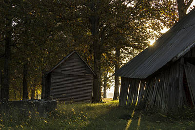 Murray Kentucky Photograph - Sunrise by Amber Kresge