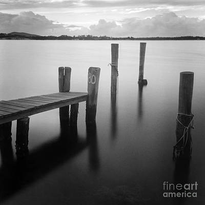 Sunrise At Tuncurry New South Wales Print by Colin and Linda McKie