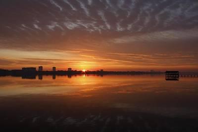 Sunrise Print by Kimberly Oegerle