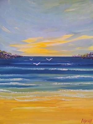Sunrise Original by Mariya  Doroseff