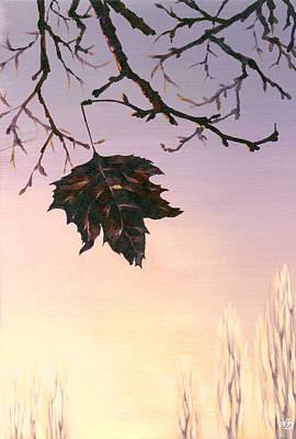 Sunrise Print by Natasha Denger