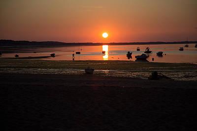 Cape Cod Photograph - Sunrise Over Truro by Allan Morrison