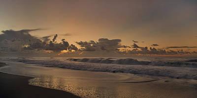 Sunrise Paradise Print by Betsy C Knapp