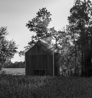 Murray Kentucky Photograph - Sun's Rays by Amber Kresge