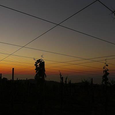 Photograph - Sunset 4 by Jl Zufiria