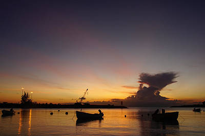 Rihanna Photograph - Sunset Barbados #11 by Murray Symphorien