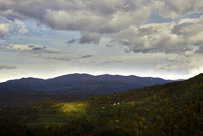 Bosnae Photograph - Sunset Bosnia Herzegovina by Samir Mustafic
