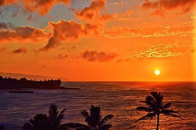 Landscape Photograph - Sunset by Brandy Muses
