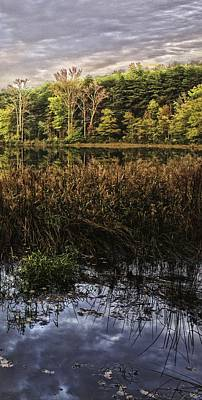 Gaston County Photograph - Sunset On Shorts Lake 3 by Kevin Senter
