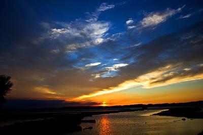 Tim Buisman Photograph - Sunset  by Tim Buisman