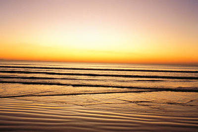 Sunset View Over Sea Print by Panoramic Images
