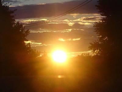 Photograph - Sunset Wonders by Annette Abbott