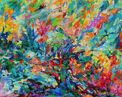 Sunshine Daydream Original by Julie Turner