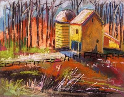 Sunshine Farm Print by John Williams