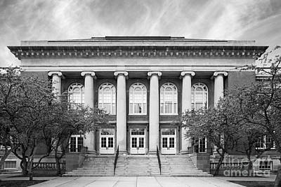 Photograph - Suny Cortland Old Main by University Icons