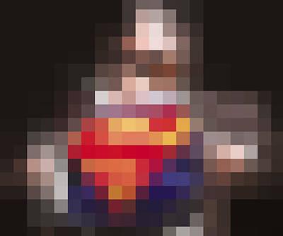 Superman Original by Tony Rubino