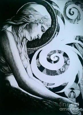 Supernatural Print by Ottilia Zakany