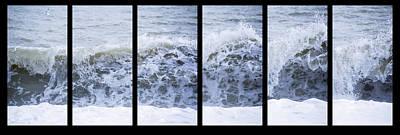 Surf Print by Matthew Gibson
