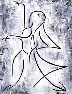 Swan Lake Original by Kamil Swiatek